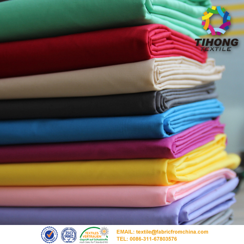 poplin fabric supplier