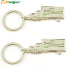 Porte-clés personnalisés en métal avec des cadeaux de promotion