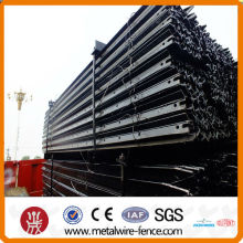 Hot dipped galvanized Y-Post Fence