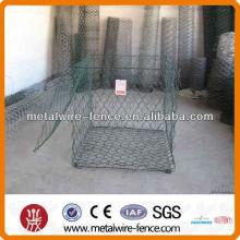 Caixa de malha de gaiola de cesta hexagonal