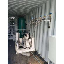 Système de collecteur de gaz pour générateur d'oxygène PSA