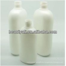135ml 280ml 360ml Empaquetado cosmético Botella plástica del champú del PE