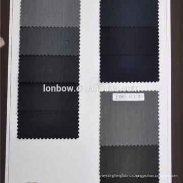 Super 110's suit fabric no moq twill Italian design