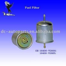 Filtro de inyector de combustible 16400-V2600 para Nissan