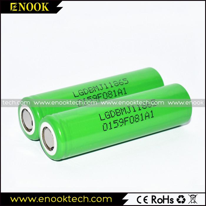 Hög kvalitet på LG MJ1 3500MAH batteri