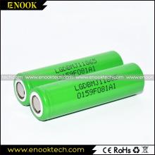 New High Quality Green 3500mah LG MJ1