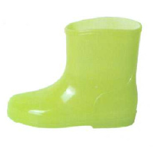 Small Lovely Pvc Injection Boots For Baby