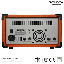 EMX4300UB Consola de mistura de áudio de 4 canais PRO de 300 watts RMS