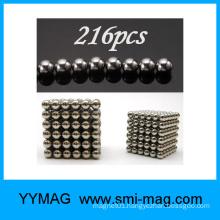 Magnet toy neo cube 5mm sphere neodymium magnet