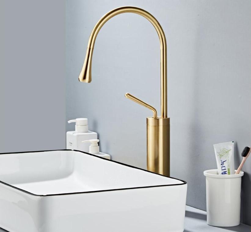 Brass Faucet 6 Png