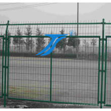 Hot Sale Double Wire Fence/ Added Wire Fence