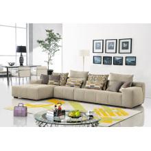 Canapé en tissu de meubles de salon moderne