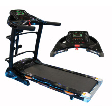 4.0HP with MP3, USB, SD Cards Input Motorized Treadmill