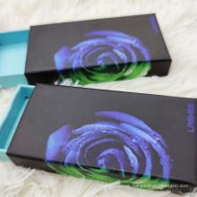 Free Design Cosmetic Eyelash Valentine′s Day Package Box for 3D 5D 25mm Mink Fur Strip Eyelash
