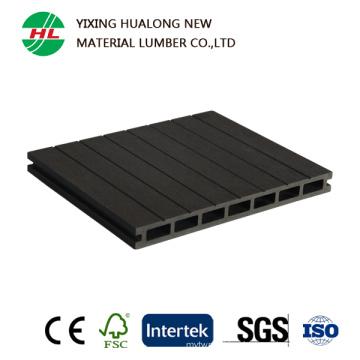 Durable Hollow Wood Plastic Composite outdoor Floor (HLM165)
