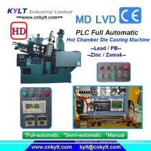 Metal Zinc Injection Molding Machine Company