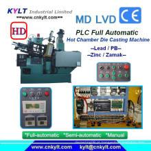 Metal Zinc Injection Molding Machine Empresa