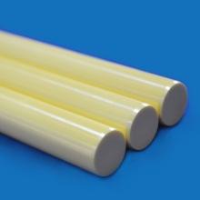 Machining Magnesia MgO Stabilized ZrO2 Zirconia Ceramic Rod