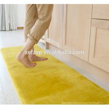 manta de alfombra de corredor de cocina lavable a máquina de lujo