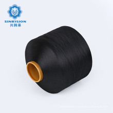 high quality China factory direct polyester yarn 150 D  for label