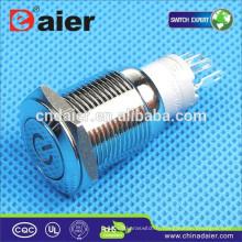 Daier LAS2-16F-11EP Interrupteur à flotteur en acier inoxydable