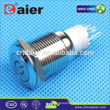 Daier LAS2-16F-11EP Stainless Steel Float Switch