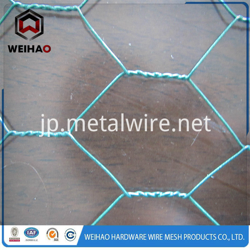hexagonal wire netting 55
