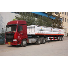 China LNG Tank Semi Trailer (SXB9360GGQ)