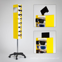 Acrylic Glasses Display Stand/Acrylic Display Rack with Customized Logo