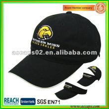 Stickerei Baseballmütze mit Reißverschluss BC-0178