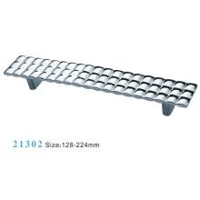 Liga de zinco móveis alça de armário (21302)