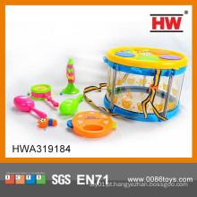 Mais Popular Electronic Educacional Musical Brinquedos Crianças Drum Set
