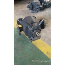 Bomba de asfalto resistente a altas temperaturas serie WQCB