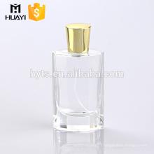 60ml popular refillable glass polish perfume bottle