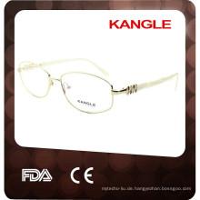 2015 neue Trends Frauen modische Legierung Metall Brillengestell