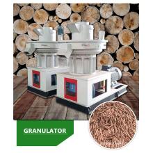 Precio barato biomasa máquina de pellets