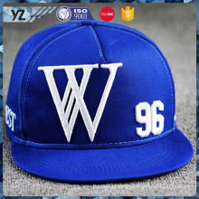 Most popular attractive style 100% wool snapback hats for wholesale