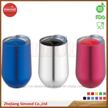 Tasse à vin à vide en acier inoxydable de 500 ml (SD-8022)