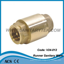 Europa Model Brass Check Valve (V24-012)