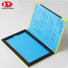 Caja de empaquetado de los protectores de la pantalla del teléfono móvil con espuma
