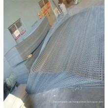 PVC-beschichteter geschweißter Drahtgewebe-Zaun, verzinkter Drahtzaun