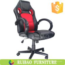 Дешевая поясничная поддержка Регулируемые силласы De Oficina Racing для офисного кресла