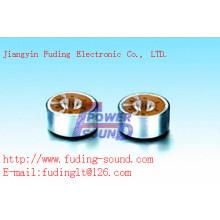 Electret del rumore microfono condensatore usato per radioΦ9.7 * H5.2 mm