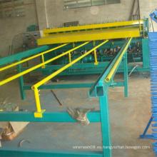Construcción soldada máquina de panel de malla de alambre