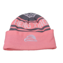 Beanie Hat with High Density Logo