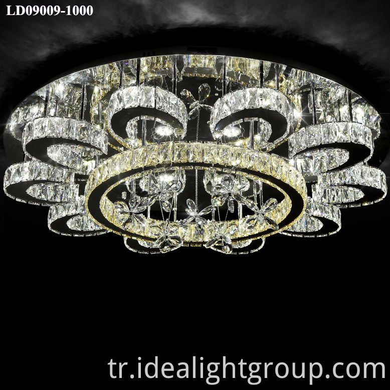 ceiling led chandelier