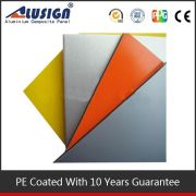 alusign pe coated acp panel for indoor acp