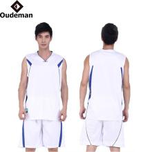 Populärer Basketball Jersey-Entwurf 2015 sampleric YNBW-2 Porzellanbasketball Jersey trägt Basketball Jersey heraus fab