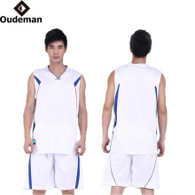 Популярные дизайн баскетбол Джерси 2015 sampleric YNBW-2 Китай баскетбол Джерси спорт баскетбол Джерси фаб