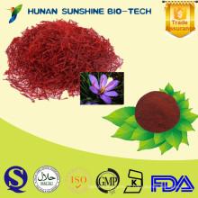 100% Azafrán natural PE 0.2% -0.4% Safranal CAS: 116-26-7